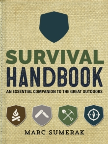 Image for Survival handbook  : an essential companion to the great outdoors