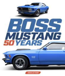 Image for Boss Mustang : 50 Years