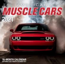 Image for American Muscle Cars 2021 : 16-Month Calendar - September 2020 through December 2021