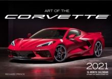 Image for Art of the Corvette 2021 : 16-Month Calendar - September 2020 through December 2021