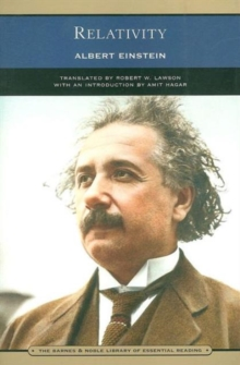 Image for Relativity (Barnes & Noble Library of Essential Reading) : The Special and the General Theory