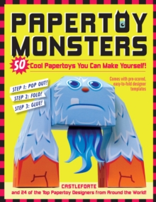 Image for Papertoy Monsters : Make Your Very Own Amazing Papertoys!