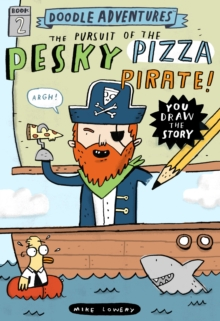 Image for Doodle Adventures: The Pursuit Of The Pesky Pizza Pirates