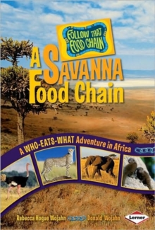 Image for A Savannah Food Chain