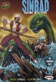 Image for Sinbad  : sailing into peril