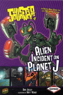 Image for Alien incident on Planet J