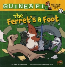 Image for The ferret's a foot