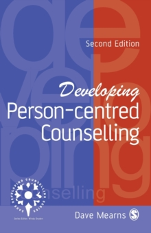 Image for Developing person-centred counselling
