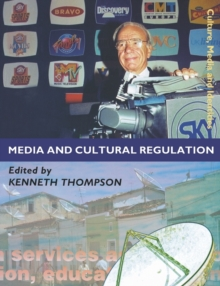 Image for Media and cultural regulation