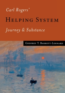 Image for Carl Roger's helping system  : journey and substance