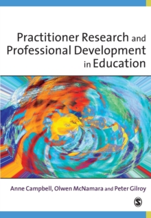 Image for Practitioner research and professional development in education