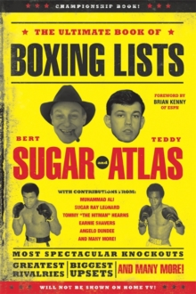 Image for The ultimate book of boxing lists