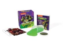 Image for Teenage Mutant Ninja Turtles: Mutagen Ooze and Illustrated Book