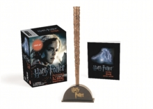 Image for Harry Potter Hermione's Wand with Sticker Kit : Lights Up!
