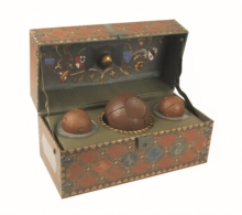 Image for Harry Potter: Collectible Quidditch Set