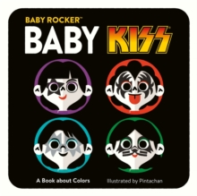 Image for Baby KISS  : a book about colors