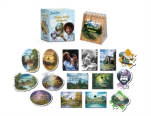 Image for Bob Ross: Happy Little Magnets