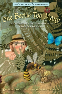 Image for One Beetle Too Many: Candlewick Biographies : The Extraordinary Adventures of Charles Darwin