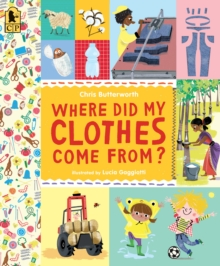 Image for Where Did My Clothes Come From?