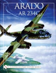 Image for Arado Ar 234C: An Illustrated History