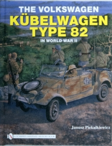 Image for Volkswagen Kubelwagen Type 82 in World War II