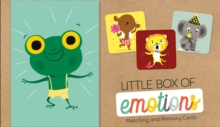 Image for Little Box of Emotions: Matching and Memory Cards