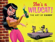 Image for She's a Wildcat!: The Art of Candy