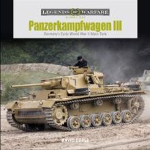 Image for Panzerkampfwagen III: Germany's Early World War II Main Tank