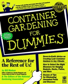 Image for Container Gardening for Dummies