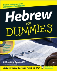 Image for Hebrew for dummies