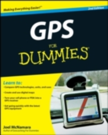 Image for GPS for dummies