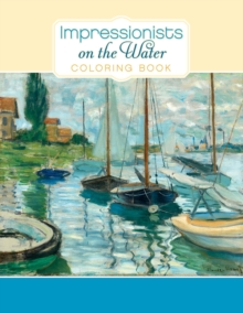 Image for Impressionists on the Water Colouring Book