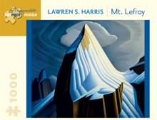 Image for LAWREN S HARRIS MT LEFROY 1000 PIECE JIG