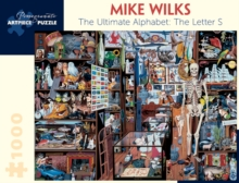Image for Mike Wilks the Ultimate Alphabet the Letter S 1000-Piece Jigsaw Puzzle