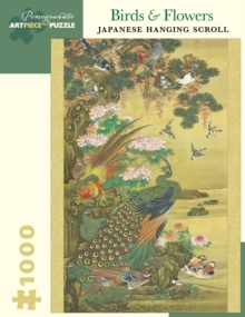 Image for Birds & Flowers : Japanese Hanging Scroll 1000-Piece Jigsaw Puzzle