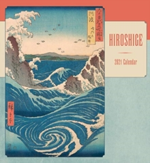 Image for Hiroshige 2021 Wall Calendar