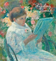 Image for The Reading Woman 2021 Wall Calendar