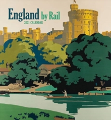 Image for England by Rail 2021 Wall Calendar