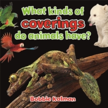 Image for What Kinds of Coverings Do Animals Have