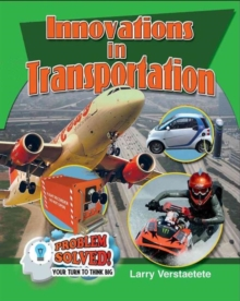 Image for Innovations In Transportation