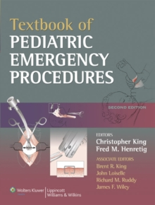 Image for Textbook of pediatric emergency procedures