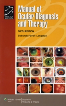 Image for Manual of ocular diagnosis and therapy
