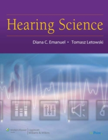 Image for Hearing Science
