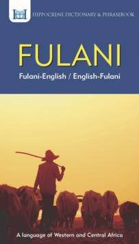 Image for Fulani-English/ English-Fulani Dictionary & Phrasebook