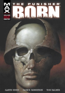 Image for Punisher: Born