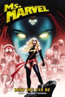 Image for Ms. Marvel Vol. 9: Best You Can Be