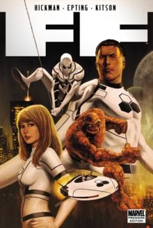 Image for Ff By Jonathan Hickman Volume 1