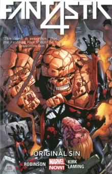 Fantastic Four Volume 2: Original Sin