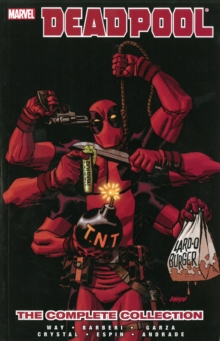 Image for Deadpool by Daniel Way  : the complete collectionVolume 4