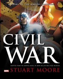 Image for Civil war  : a novel of the Marvel Universe